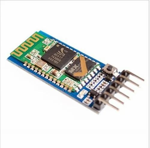 Centiot Bluetooth To Serial (ttl) 6 Pin Rf Transceiver Module (hc 05 Rs232)