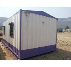 Mild Steel Portable Cabin
