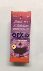 Ofloxacin with Dexamethasone Ophthalmic Solution