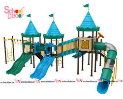 Play Ground Station For School