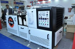 Fully Automatic Disposal Cup Making Machine