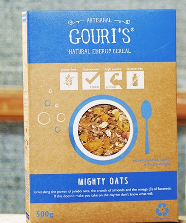 Mighty oats energy cereal at rs 500 piece bandra west mumbai mighty oats energy cereal ccuart Gallery