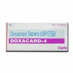 Doxacard 4 Tablet