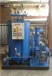 Non-IBR Coil Type Steam Boiler