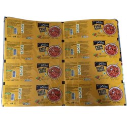 Sealed Digital Printed Laminted Pouches, for Food Packaging