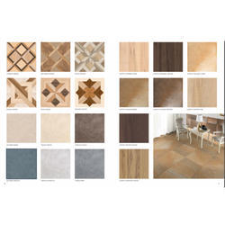 Digital Vitrified Floor Tile, Thickness: 9 mm, Size: 60 * 60 in cm