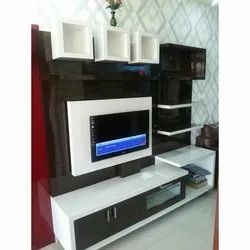 Plywood Wall Mounted TV Cabinets, For Home