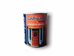 Metal Oil Based Paint Synthetic Enamel Paints, Surface Of Application: Metal