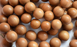 Mysore Sandalwood Loose Beads