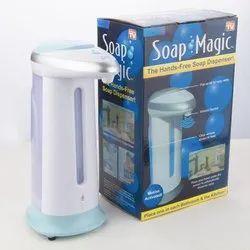 AUTOMATIC SOAP MAGIC DISPENSER