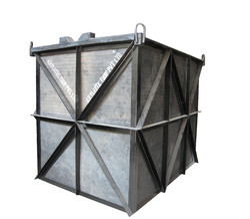 Square Storage Tank (Spiral)