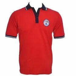 Plain Cotton School Summer T-Shirt