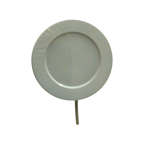 5 W And 7 W Ceramic Round Panel Light, Shape: Round