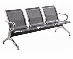 Imported Three Seater Airport Waiting Area Chairs