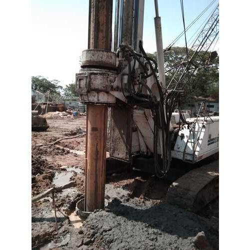 Pile Foundation Service, Pile Foundations - Agra Engineering, Mumbai