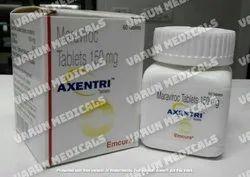 Axentri (Maraviroc) (150mg)