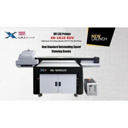 UV LED Printer X6- 1610 XUV