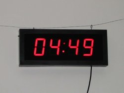 TECHON LED Digital Clocks