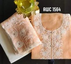 Unstitch AWC Kota Suits with Work