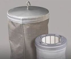 Gulmohar Filtex Glass with PTFE membrnae Laminated bags for RABH