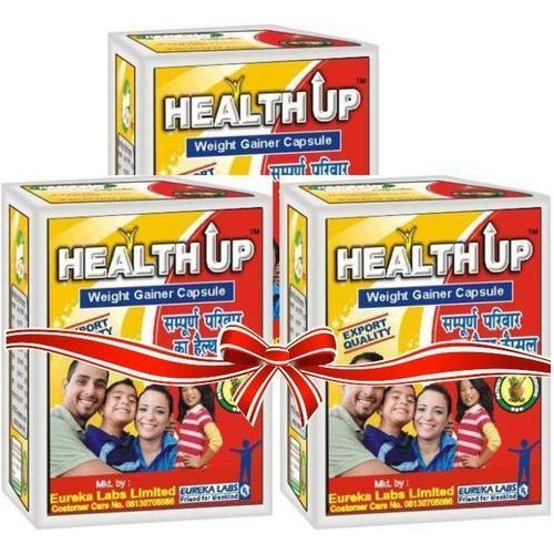 Eureka Labs Limited Muscle Building Health Up Capsule Box Capsules Rs 150 Box Id 20210897073