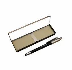 Wooden Brown Lightning Pen