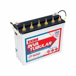 Exide Inva Tubular Battery IT 500, Capacity: 150 Ah