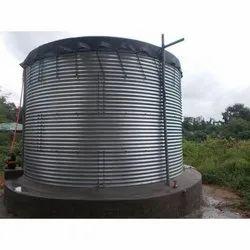 Rainwater Harvesting Bulk Water Tanks
