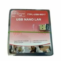 USB Nano LAN WiFi Adapter