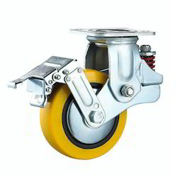 Hod Spring Loaded Double Ball Bearing Series Wheels