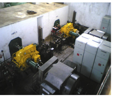 Small Hydro Power Plant