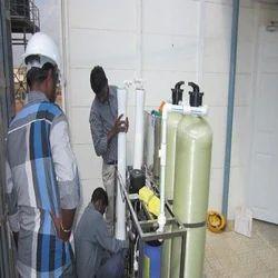 Water Purifier Plant Maintenance Service