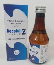 B Complex , Lysine Hydrochloride Syrup