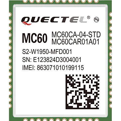 Quectel Mc60 Gsm/gprs Module With Gps/glonass And Bluetooth 3 0
