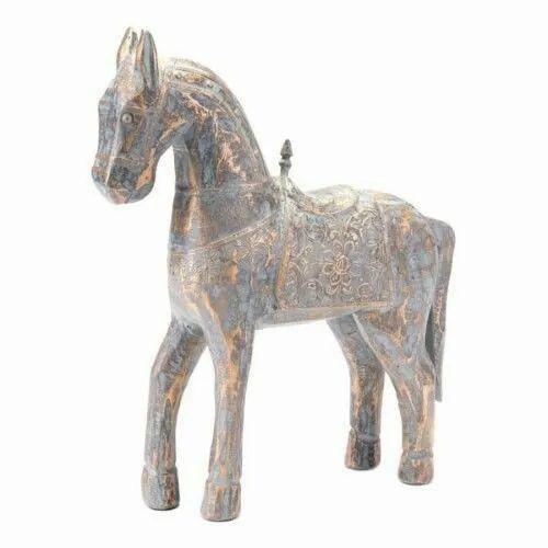 Handicarf Antique Wooden Horse Size