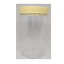 Radhe Containers Transparent Pet Jar For Pharmaceutical