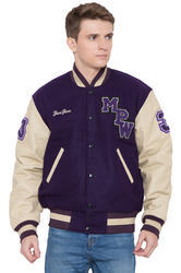 Letterman Jacket - Men