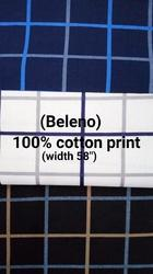 Cotton Print Shirting Fabric (Beleno)