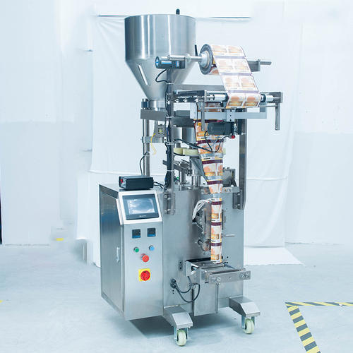 Automatic Namkeen Packing Machine, Packaging Type: Cup Filler & Capacity: 2100 - 2400 pouch per hour