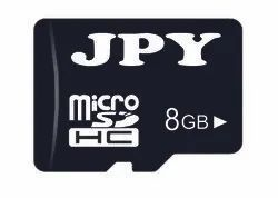 Jpy 8gb Memory Card With 6 Month Guarantee