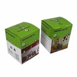 Printed LED Bulb Packaging Box