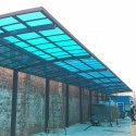 Polycarbonate Car Parking Sheds