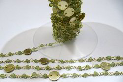 Peridot Coin Chain