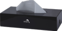 Black Table Top Paper Dispenser