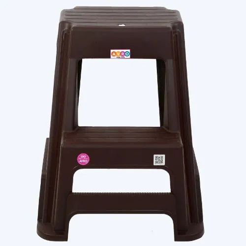 Sensational Avro Brown Plastic Step Stool For Home Avro India Limited Gmtry Best Dining Table And Chair Ideas Images Gmtryco