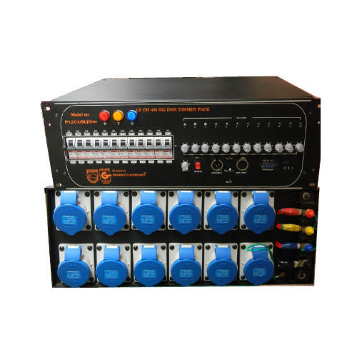 Dimmer Pack - 12 Channel Dimmer Pack Manufacturer from New Delhi
