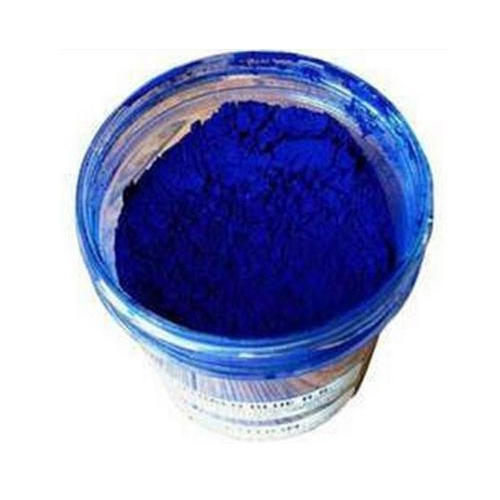 Usha Organics Alpha Blue Pigment, Packaging Type: Hdpe Bag