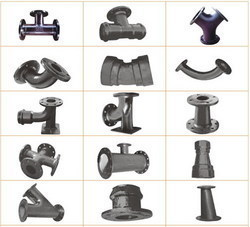 CI Pipe & Fitting