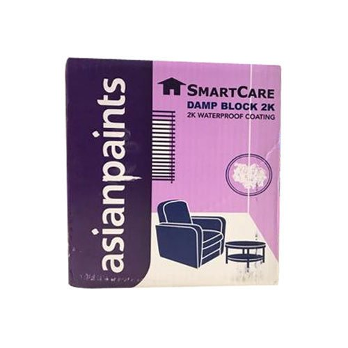 Asian Paints High Gloss SmartCare Damp Proof, Packaging Size: 20 - 25 Ltr., Packaging Type: Bucket