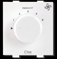 Press Fit - One 5 Step Fan Regulator 80 W
